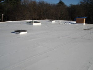 flat pvc roof seattle
