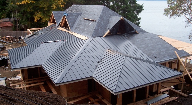 Seattle metal roofing
