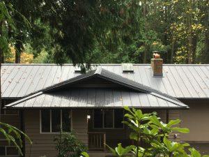 Metal roof seattle, capiatl hill, madrona, leschi